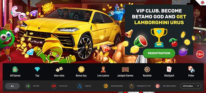 Betamo VIP
