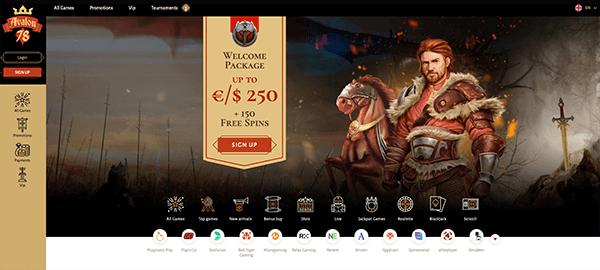 Avalon78 screenshot