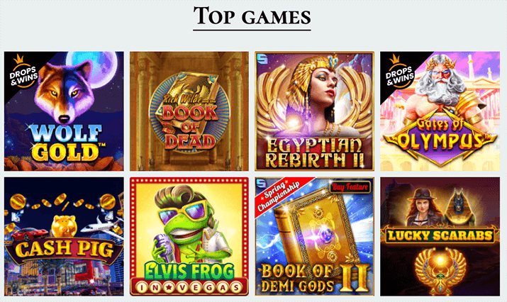 Vetste casino spellen